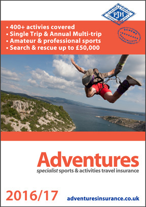 Adventures Travel Insurance