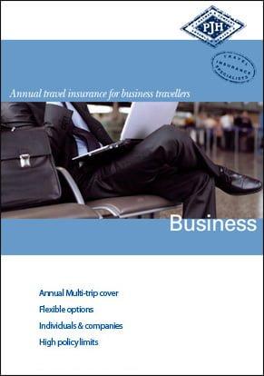 Business 2018 Sales Leaflet