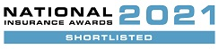 P J Hayman - Shortlisted for the National Insurance Awards 2021